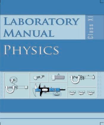 Physics Lab Manual (EN) / Class 11 - NCERT Book